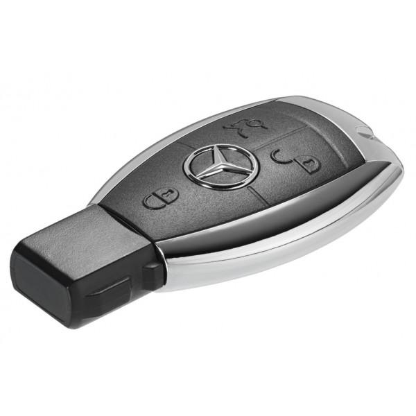 USB atmintinė Mercedes raktas 32 GB