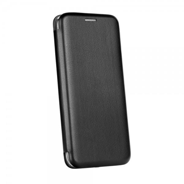 """Atverčiamas dėklas Apple Iphone X """"Book Elegance"""" Juodas"""
