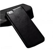 Dėklas odos imitacijos Apple Iphone 6 / 6S Juodas