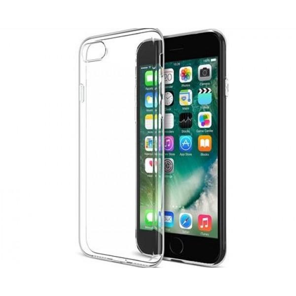 Permatomas, minkštas dėklas Apple Iphone 7