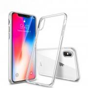 Permatomas, minkštas dėklas Apple Iphone X