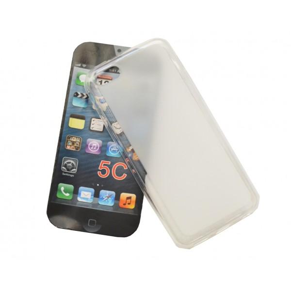 Matinis, guminis dėklas Apple Iphone 5C