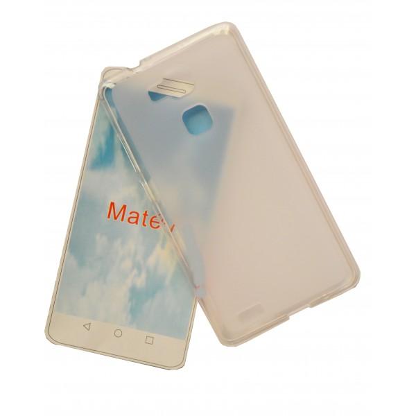 Matinis, guminis dėklas Huawei Mate 7