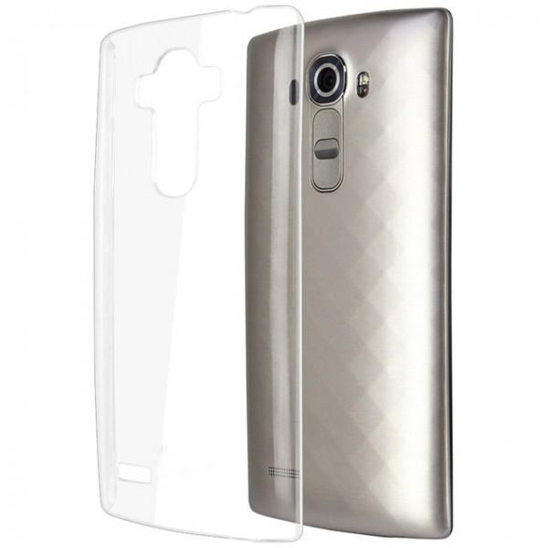 Permatomas, minkštas dėklas LG G4 H815