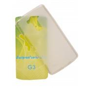 Matinis, guminis dėklas LG G3 D855