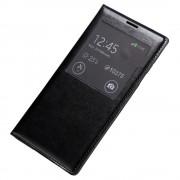 Atverčiamas dėklas Samsung Galaxy S5 G900 (Flip Cover) Juodas