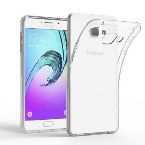 Permatomas, minkštas dėklas Samsung Galaxy A5 A510 (2016)