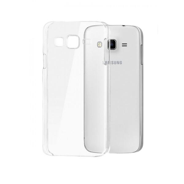 Permatomas, minkštas dėklas Samsung Galaxy Core 2 G355