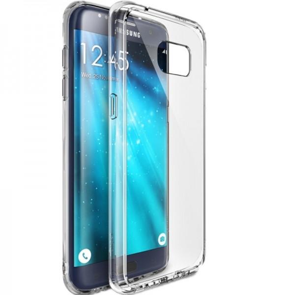 """Dėklas Samsung Galaxy S7 G930 """"Jelly Case"""" Permatomas"""