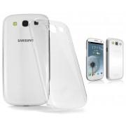 Permatomas, guminis dėklas Samsung Galaxy S3 I9300