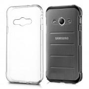 Permatomas, minkštas dėklas Samsung Galaxy Xcover 3 G388F