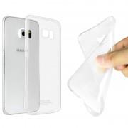 Permatomas, minkštas dėklas Samsung Galaxy S6 Edge