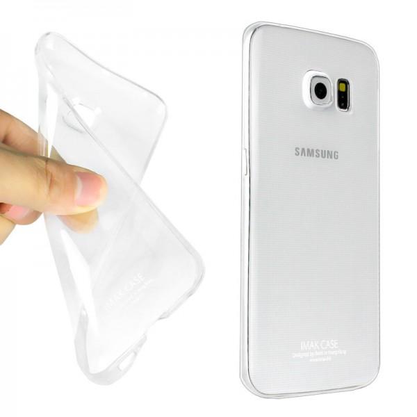 Permatomas, minkštas dėklas Samsung Galaxy S6