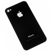 Galinis dangtelis Apple Iphone 4 Juodas HQ