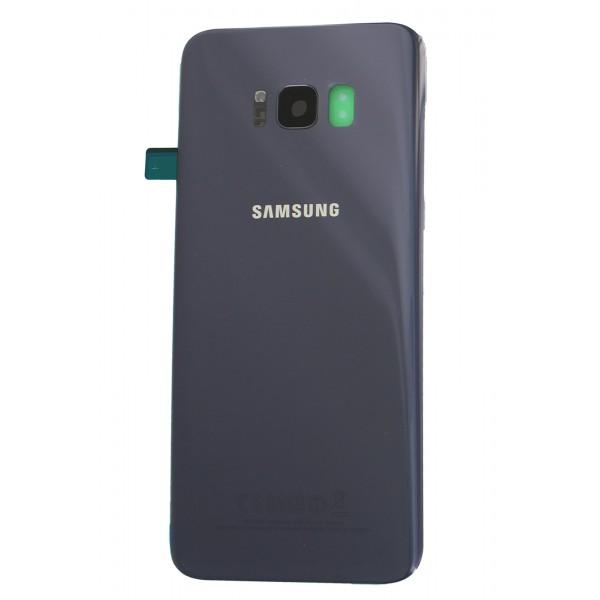 Galinis dangtelis Samsung Galaxy S8 G950 Tamsiai mėlynas HQ