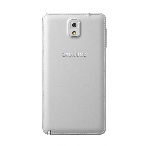 Galinis dangtelis Samsung Galaxy Note 3 N9000 / N9005 HQ Baltas