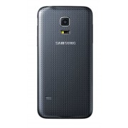 Galinis dangtelis Samsung Galaxy S5 Mini G800 Juodas HQ