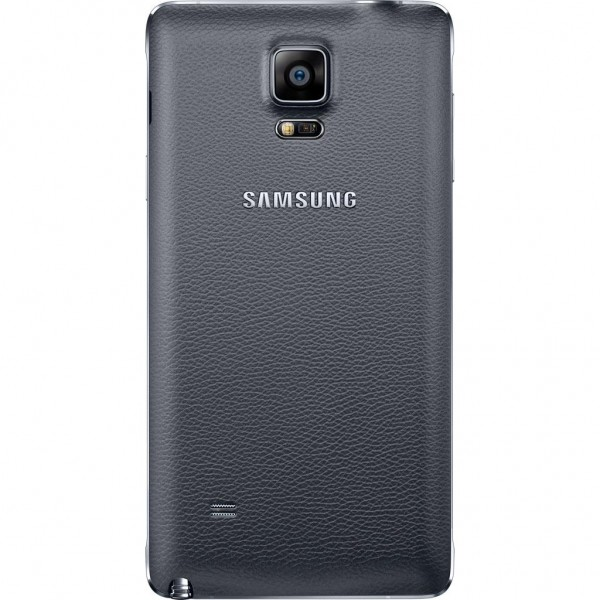 Galinis dangtelis Samsung Galaxy Note 4 N910 Originalus Juodas