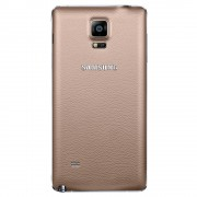 Galinis dangtelis Samsung Galaxy Note 4 N910 HQ Auksinis