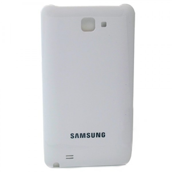 Galinis dangtelis Samsung Galaxy Note N7000 HQ Baltas