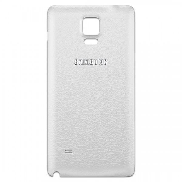Galinis dangtelis Samsung Galaxy Note 4 N910 HQ Baltas