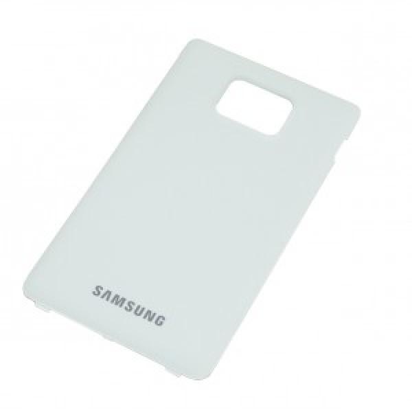 Galinis dangtelis Samsung Galaxy S2 I9100 Baltas HQ