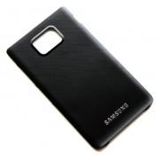 Galinis dangtelis Samsung Galaxy S2 I9100 Juodas HQ