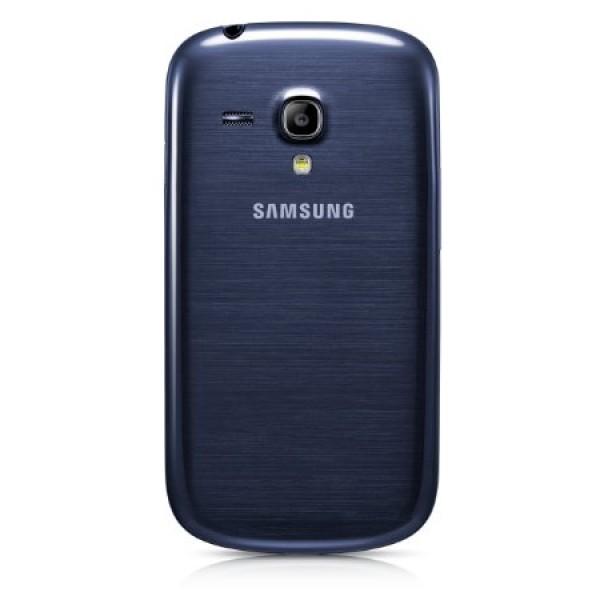 Galinis dangtelis Samsung Galaxy S3 Mini i8190 Mėlynas Original