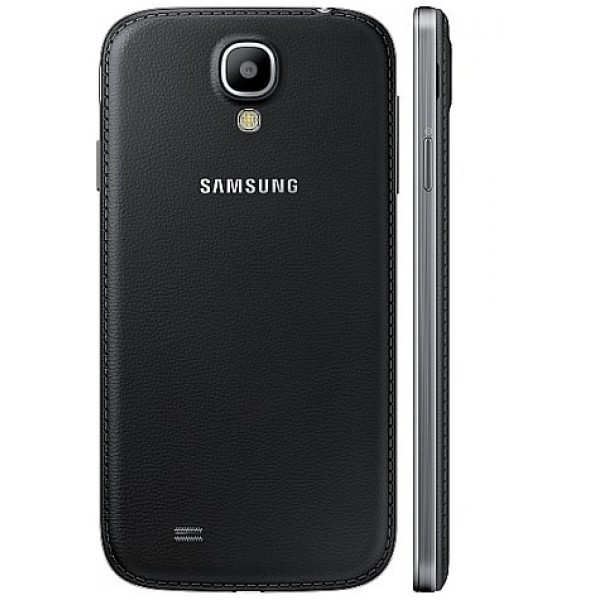 Galinis dangtelis Samsung Galaxy S4 Mini i9190 / i9195 Juodas HQ