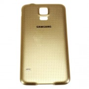 Galinis dangtelis Samsung Galaxy S5 G900 Auksinis HQ
