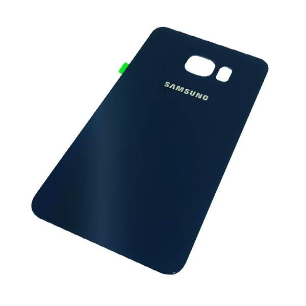 Galinis dangtelis Samsung Galaxy S6 Edge Plus G928 Tamsiai mėlynas HQ