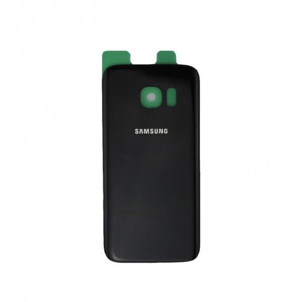 Galinis dangtelis Samsung Galaxy S7 G930 Juodas HQ