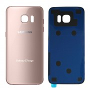 Galinis dangtelis Samsung Galaxy S7 Edge G935 Rose Gold HQ