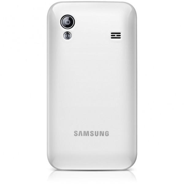 Galinis dangtelis Samsung Galaxy Ace S5830 Baltas HQ