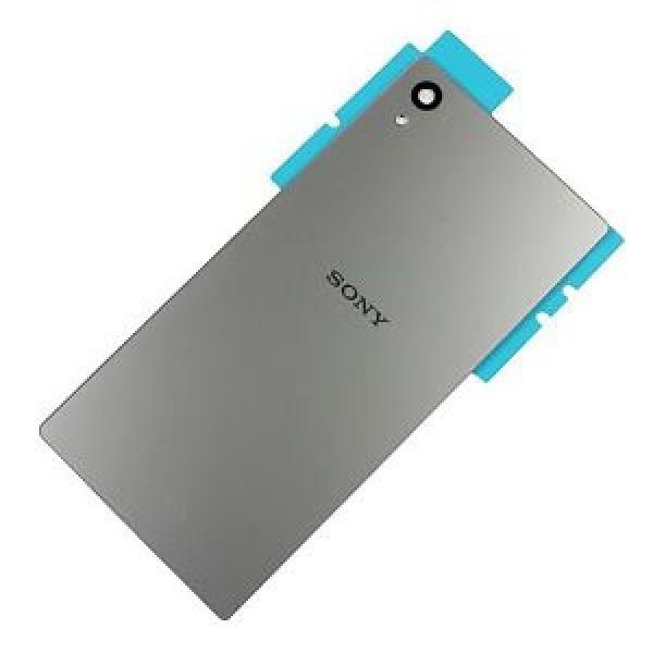 Galinis dangtelis Sony Xperia Z5 E6653 Sidabrinis HQ