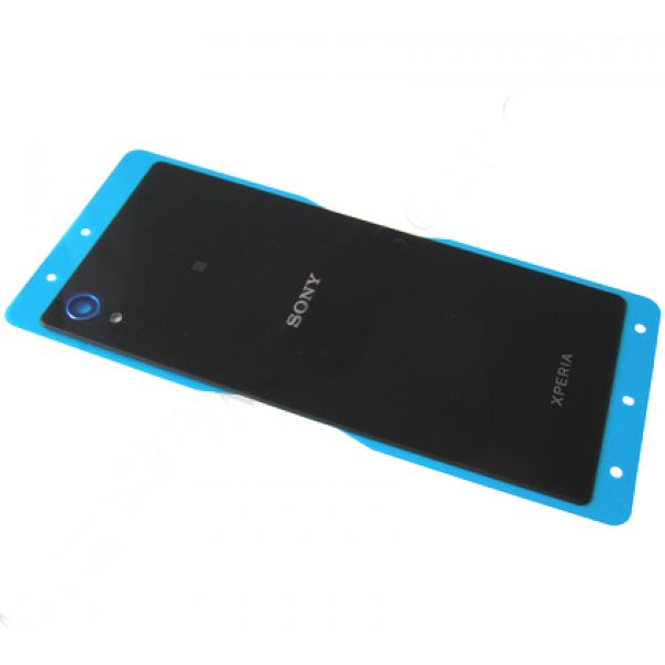 Galinis dangtelis Sony Xperia M4 Aqua E2303 Juodas HQ