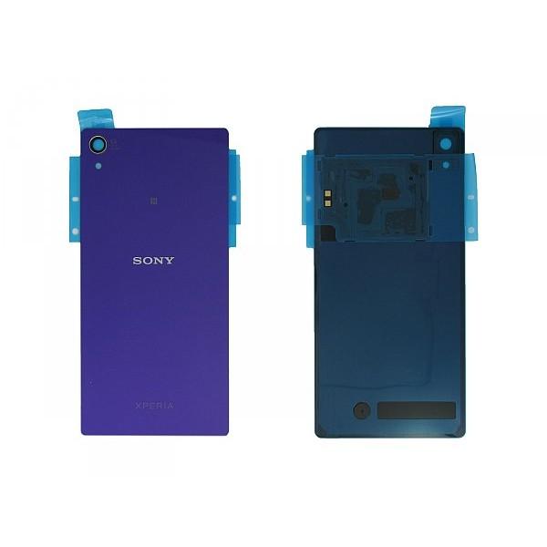 Galinis dangtelis Sony Xperia Z1  L39h C6902 / C6903 Violetinis HQ