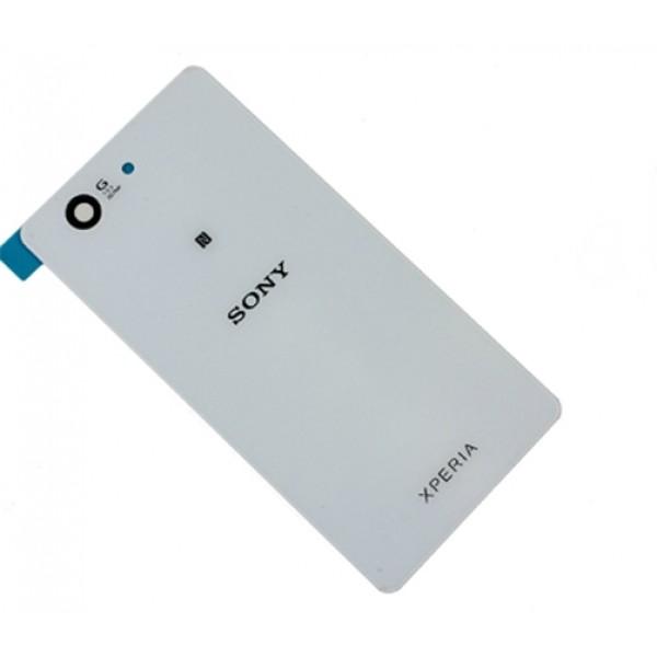 Galinis dangtelis Sony Xperia Z3 Compact D5803 Baltas HQ