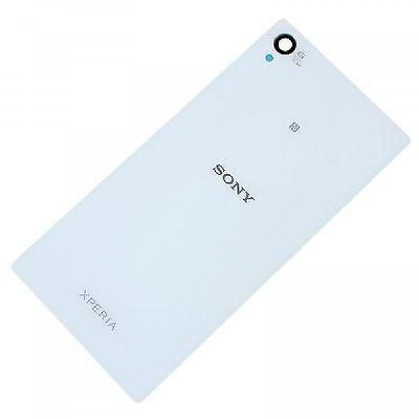 Galinis dangtelis Sony Xperia Z1 Compact / D5503 Baltas HQ