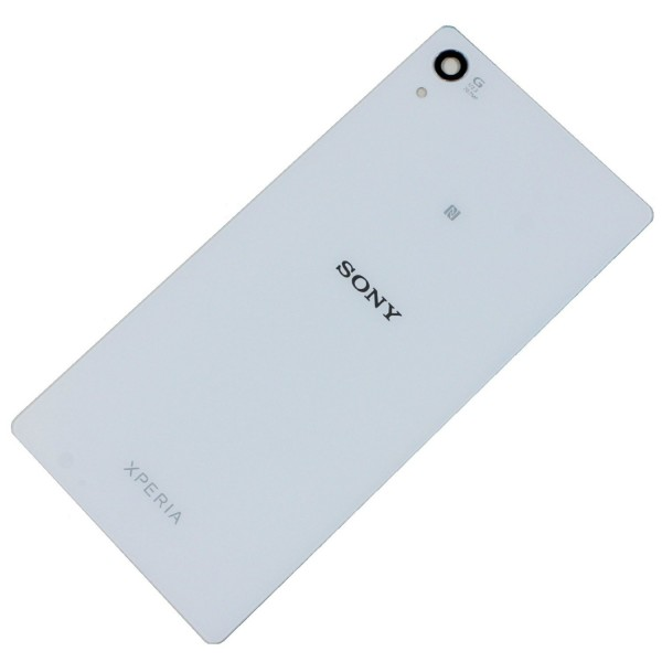 Galinis dangtelis Sony Xperia Z2 D6502 / D6503 Baltas HQ