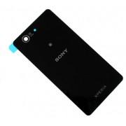 Galinis dangtelis Sony Xperia Z3 Compact D5803 Juodas HQ