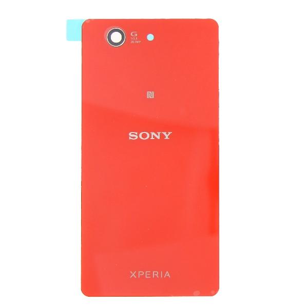 Galinis dangtelis Sony Xperia Z3 Compact D5803 Oranžinis HQ