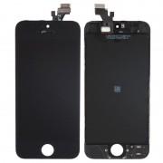 Ekranas Apple iPhone 5 su lietimui jautriu stikliuku juodas HQ