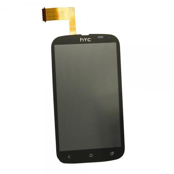 Ekranas HTC Desire V su lietimui jautriu stikliuku HQ